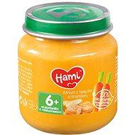 Hami príkrm mrkva s teľacím a zemiaky 125 g - Detský príkrm