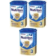 Nutrilon 3 Pronutra batoľacie mlieko 3× 800 g - Dojčenské mlieko