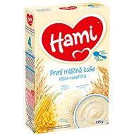 Hami Mliečna kaša prvý ryžovo-kukuričná 225 g - mliečna kaša