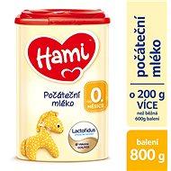 Hami počiatočné mlieko 0+ 800 g - Dojčenské mlieko