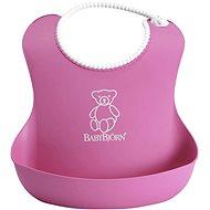 BabyBjörn Podbradník Soft, ružový - Podbradník