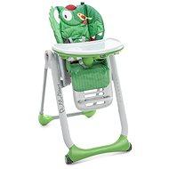 Chicco Polly 2 Start - CROCODILE - jedálenská stolička