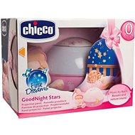 Chicco Projektor GoodNight Stars - ružový - Hračka na postieľku
