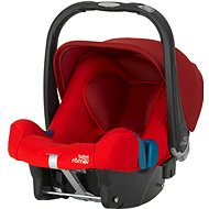 Römer BABY-SAFE PLUS SHR II Flame Red - Autosedačka