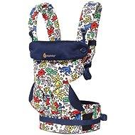 Ergobaby Nosítko 360 Keith Haring - Pop - Nosidlo