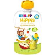 HiPP BIO 100% ovocie Jablko-Hruška-Banán 100 g