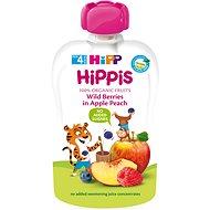 HiPP BIO 100% ovoce Jablko-Broskev-Lesní ovoce 100 g