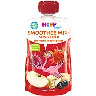 HiPP BIO Smoothie Jablko-Banán-Červené ovoce 120 g