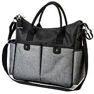 BabyOno prebaľovacia taška So City! - čierna - Prebaľovacia taška