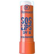 DERMACOL SOS Lips Extra Protection 3,5 ml - Balzam na pery