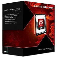 AMD FX-8370 s Wraith Cooler - Procesor