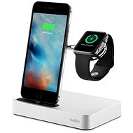 Belkin Valet Charge Dock pre Apple Watch + iPhone - Dobíjací stojanček
