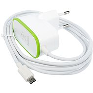 Belkin Home Charger Micro USB, biela - Nabíjačka