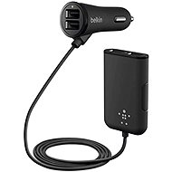 Belkin USB pre 4 pasažierov čierna - Nabíjačka do auta