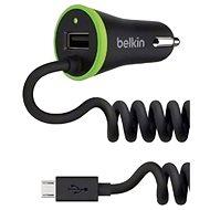 Belkin F8M890 Micro USB čierna - Nabíjačka do auta