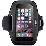 Belkin Sport-Fit Plus Armband čierne - Puzdro na mobilný telefón