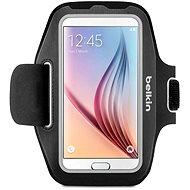 Belkin Sport-fit Armband čierne - Puzdro na mobilný telefón