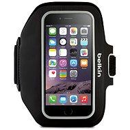 Belkin Sport-Fit Plus čierne - Puzdro na mobilný telefón