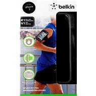 Belkin Sport-Fit Pre Armband čierne - Puzdro na mobilný telefón