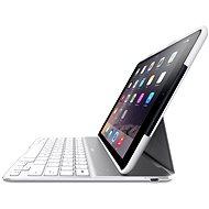 Belkin QODE Ultimate Keyboard Case pre iPad Air 2 - biela - Klávesnica
