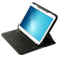 Belkin QODE Slim Style Keyboard Case - čierna - Klávesnica