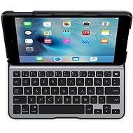 Belkin QODE Ultimate Lite Keyboard Case pre iPad mini 4 - čierna - Klávesnica