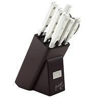 BerlingerHaus Sada nožů v dřevěném stojanu antikor 8ks - Súprava nožov