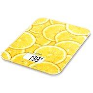 Beurer KS 19 lemon - Kuchynská váha