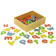 Bigjigs Magnetická abeceda - Vzdelávacia hračka