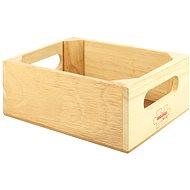 Krabička na drevené potraviny - Herná súprava