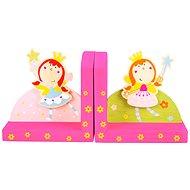 Opierky kníh - Víly - Dekorácia do detskej izby