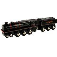 Lokomotíva Black 5 Engine - Vláčik