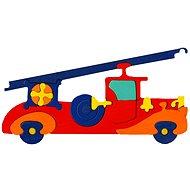 Vkladacie puzzle - Veľké hasičské puzzle - Puzzle