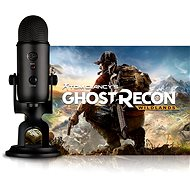 BLUE Yeti Blackout + Ghost Recon Wildlands - Mikrofón