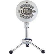BLUE Snowball Textured White - Stolný mikrofón