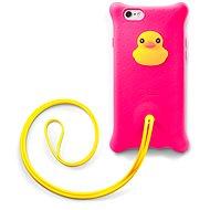 Bone Collection Bubble Lanyard Duck - Puzdro na mobilný telefón