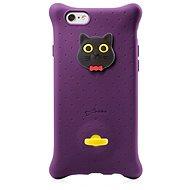 Bone Collection Bubble Cat - Puzdro na mobilný telefón