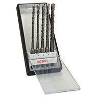 Bosch Sada vrtákov Robust Line SDS-plus-5, 5ks - Súprava vrtákov SDS-plus