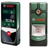 Bosch PLR 50 C + PMD 7 - Laserový diaľkomer