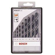 Bosch Sada vrtákov do dreva Robust Line, 8ks - Súprava vrtákov do dreva