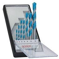 Bosch Sada vrtákov, MultiConstruction-Robust Line, 7ks - Sada univerzálnych vrtákov