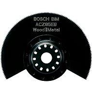 Bosch BIM segmentový pílový kotúč ACZ 85 EB Wood and Metal - Segmentový pílový kotúč