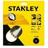 Stanley STA13125-XJ - Pílový kotúč na drevo
