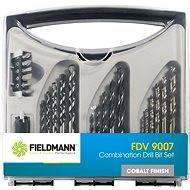 Fieldmann FDV 9007 - Súprava vrtákov do železa