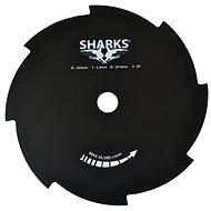 Sharks Nôž ku krovinorezu 8Z - Žací nôž