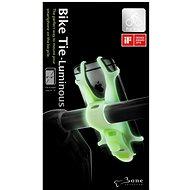 BONE Bike Tie-Luminous (Green) - Držiak na mobilný telefón