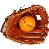 Baseballová rukavice a lopta - Herný set