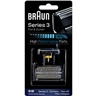 Braun CombiPack FlexIntegral-31B, čierny - Príslušenstvo