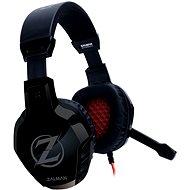 Zalman ZM-HPS300 čierne - Slúchadlá s mikrofónom