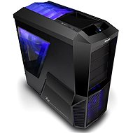 Zalman Z11 Plus - Počítačová skriňa